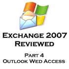 Exchange 2007 - part 3 - OWA