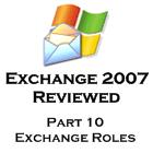 Exchange 2007 - part 10 - Roles